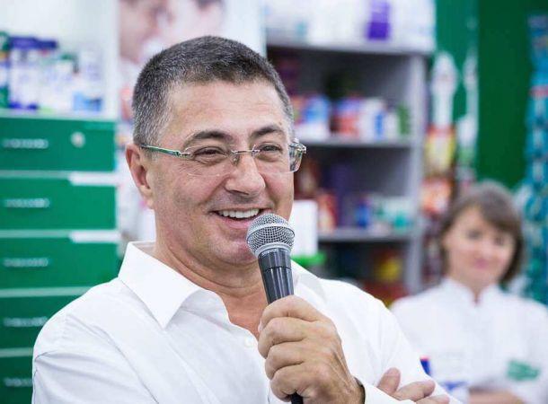 Доктор Александр Мясников на себе проверит вакцину от коронавируса