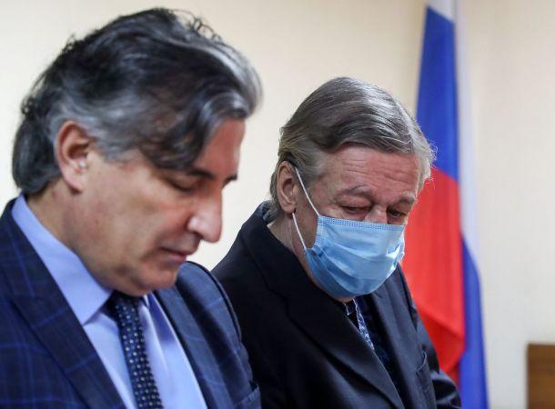 Михаил Ефремов сможет выйти из колонии уже через 2 года