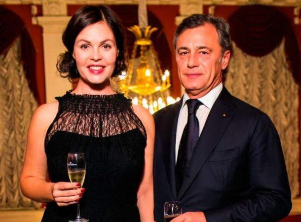 Екатерина Андреева показала редкую сцену с мужем