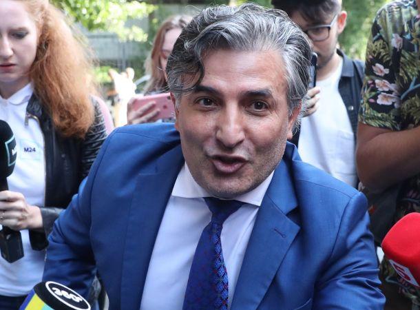 Эльман Пашаев опроверг окончание сотрудничества с Ефремовым