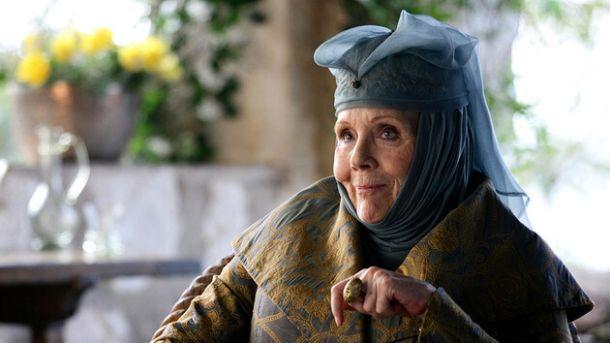 """Звезда """"Игры престолов"""" Дайана Ригг скончалась на 83-м году"""