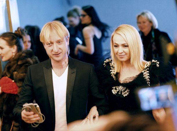 Лена Миро заявила, что Евгений Плющенко не любит Яну Рудковскую