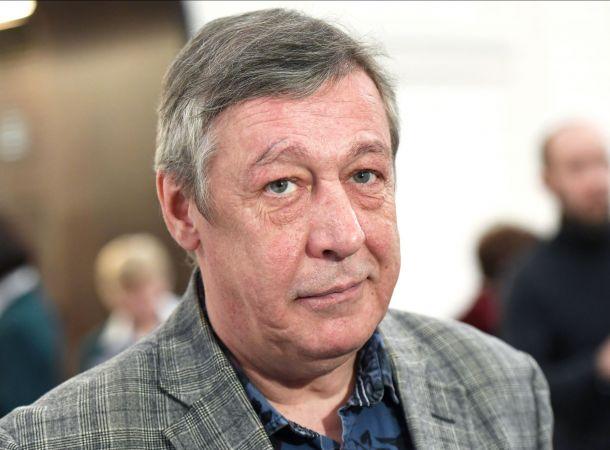 Михаил Ефремов пообещал не бросать сцену даже за решеткой
