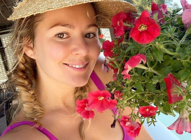 Редкий случай: Мария Кожевникова похвасталась красавцем-мужем