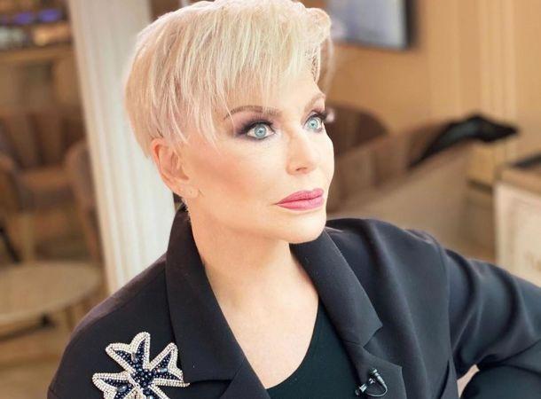 67-летняя Ирина Понаровская похвасталась безупречной фигурой
