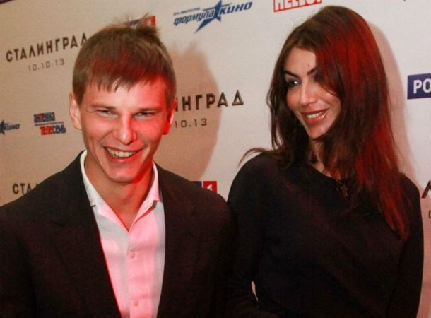 Алиса Казьмина готова ждать Андрея Аршавина до конца жизни