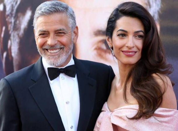 Джордж Клуни решил съехать от жены Амаль