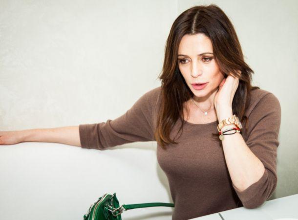 52-летняя Оксана Фандера произвела фурор «голым» снимком