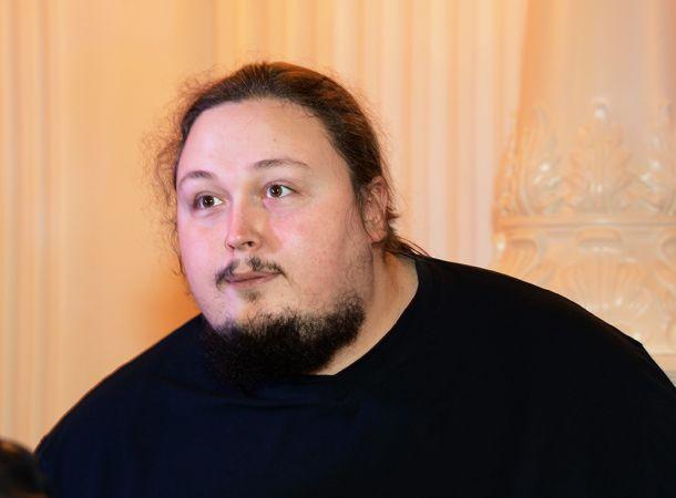 Сын Никаса Сафронова Лука Затравкин затаил обиду на отца