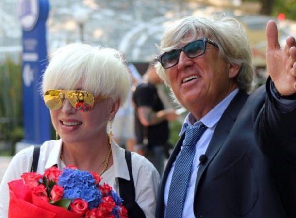 Венчание с Валентиной Легкоступовой было для Юрия Фирсова третьим