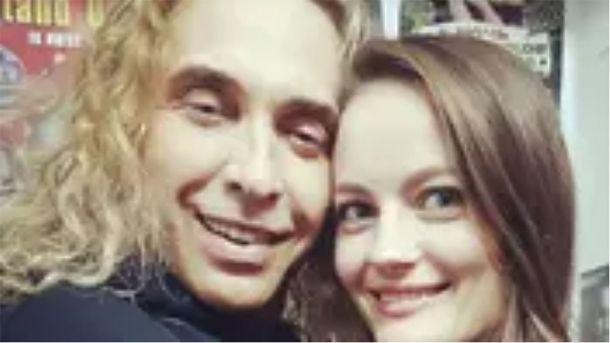 Любовница Сергея Глушко прилюдно сделала тест на беременность
