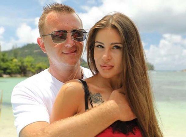 Илья Яббаров и Настя Голд сыграли свадьбу