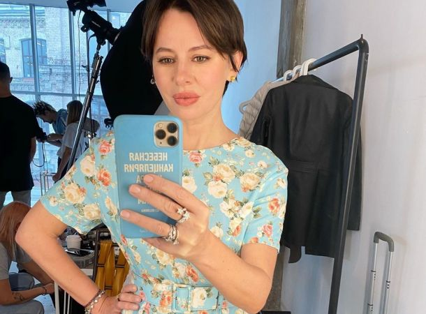 Оксана Лаврентьева снялась без белья на яхте