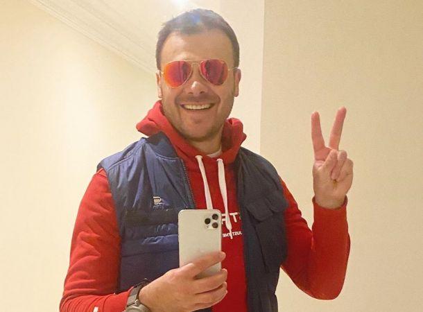 Эмин Агаларов обручился с новой пассией