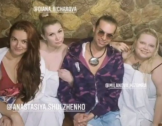 Любовница Сергея Глушко оказалась близкой подругой Гогена Солнцева