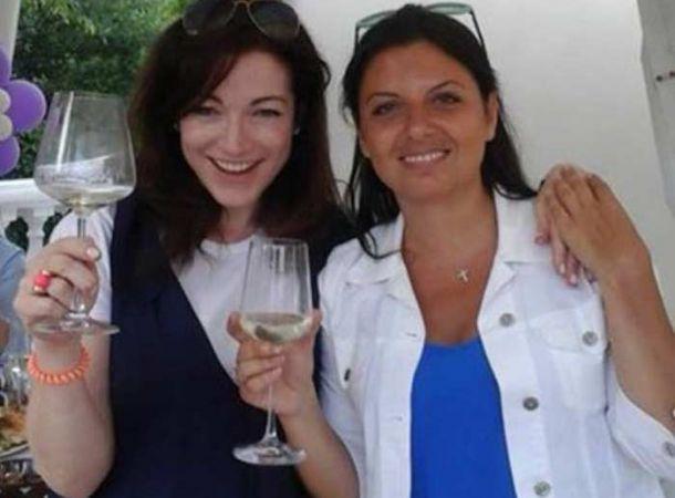 Маргарита Симоньян красноречиво опровергла конфликт с Аленой Хмельницкой