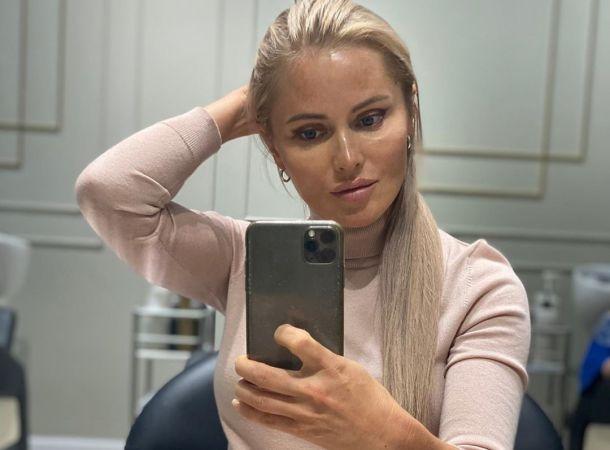 Анастасия Волочкова отказалась судиться с Даной Борисовой