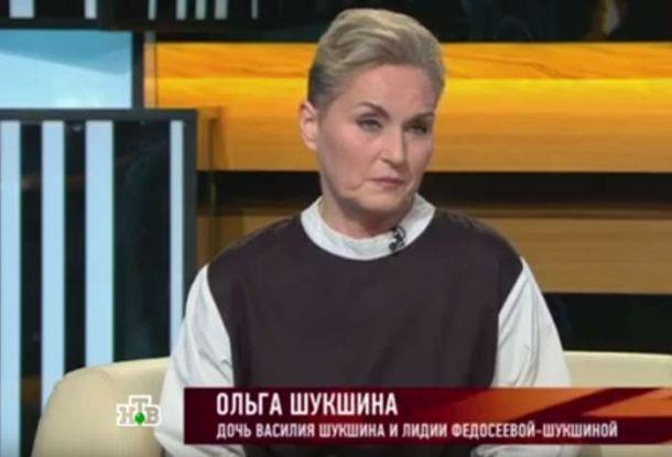 Лидия Федосеева-Шукшина выгнала дочь из дома