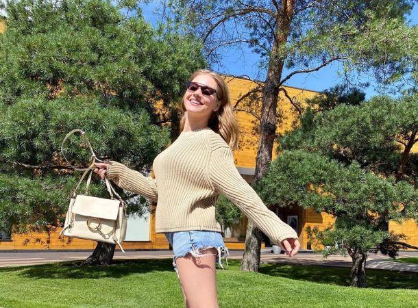 Новым ухажером Кристины Асмус оказался популярный певец