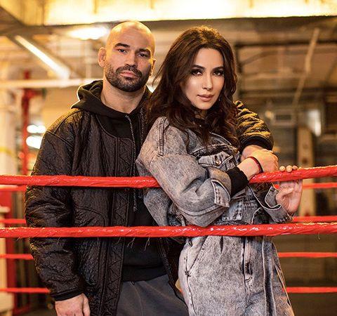 Снявшийся в романтическом клипе Зары боец MMA рассказал об отношениях с певицей
