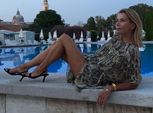 Юлия Высоцкая призналась, куда деваются деликатесы после ее кулинарного шоу
