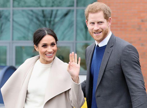 Стало известно, какой подарок преподнесла принцу Гарри супруга в его день рождения