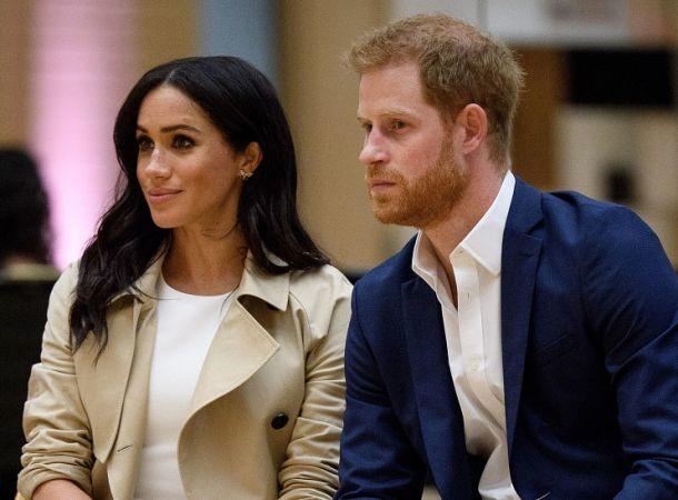 Меган Маркл и принц Гарри демонстративно отказали королеве Елизавете