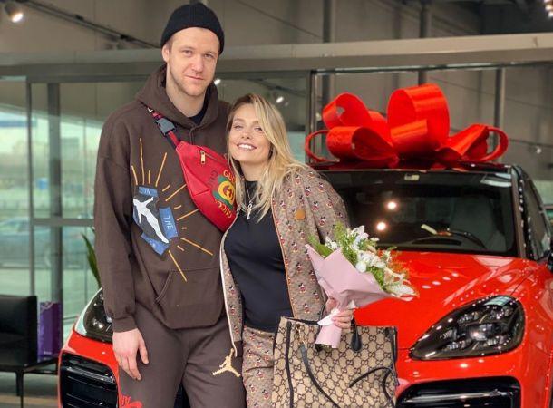 Экс-жена Андрея Григорьева-Апполонова с мужем-баскетболистом показали крошечного сына