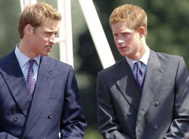 Принц Уильям подключал родственников, чтобы отговорить Гарри жениться на Меган