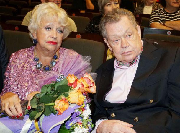 Никас Сафронов парировал Лене Миро по поводу пенсии Людмилы Поргиной