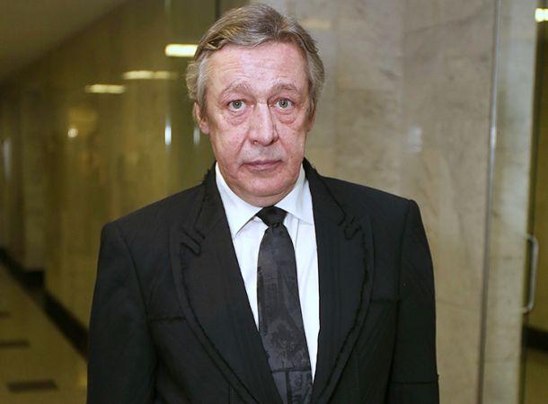 У Михаила Ефремова появилось новое увлечение в СИЗО
