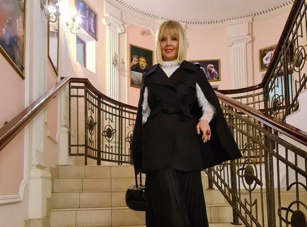 """""""Гринписовцы, не нервничайте"""": Валерия объяснилась за использование натурального меха"""