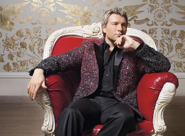 Николай Басков зажигал со светскими дамами на вечеринке Жасмин