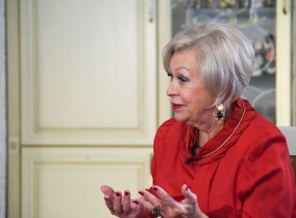 Людмила Поргина рассказала о последних годах жизни тяжело больного Караченцова