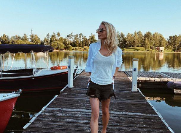 Иван Телегин совершил романтическую прогулку с любовницей на воздушном шаре