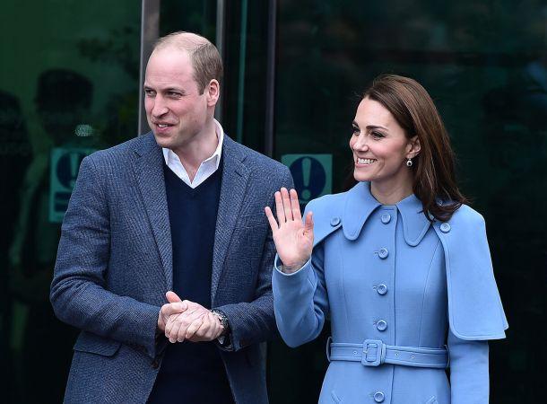 """Принц Уильям назвал прическу Кейт Миддлтон """"настоящим кошмаром"""""""
