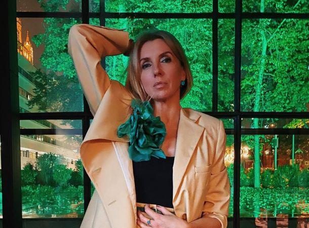Светлана Бондарчук заявила о планах родить ребенка от нового мужа