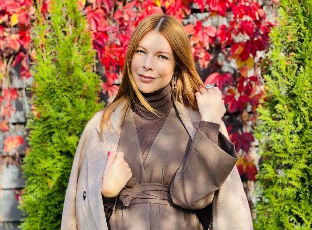 Наталья Подольская показала огромный живот перед родами