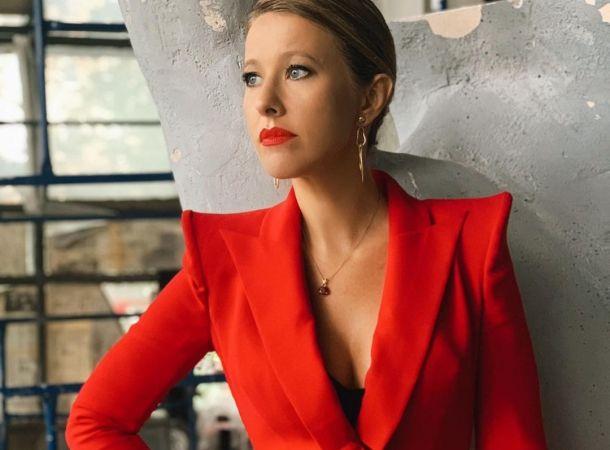 Ксения Собчак начала зарабатывать огромные деньги на продаже одежды