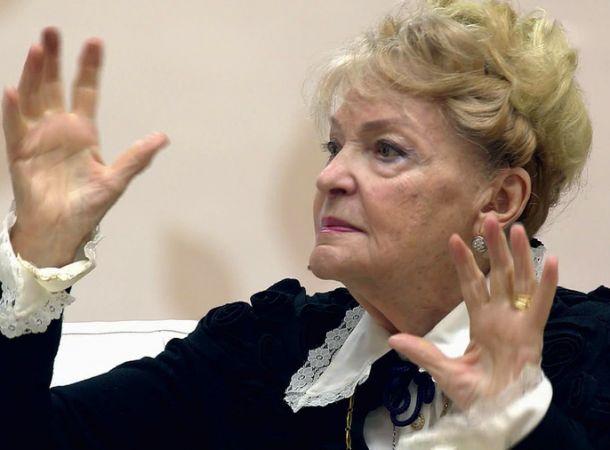 Ирина Скобцева оставила внушительное наследство