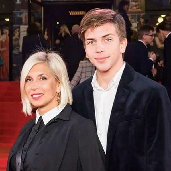 Сын Алены Свиридовой скрывает свое родство с мамой