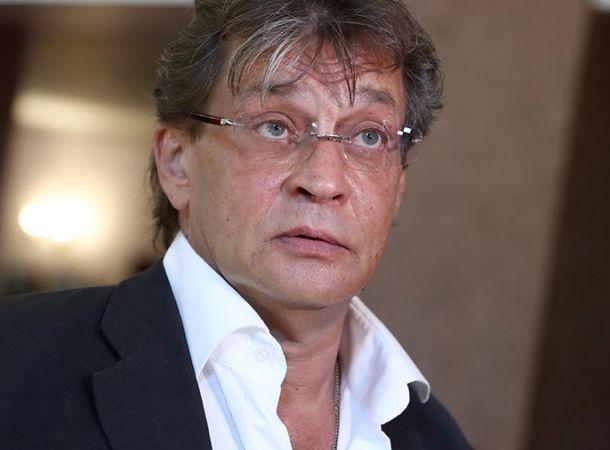 Александр Домогаров обругал журналистов из-за слухов о болезни