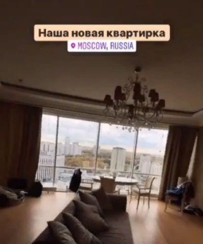 Арсений Шульгин и его беременная жена определились, где будут жить