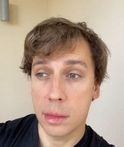 """Максиму Галкину пришлось оправдываться за """"накрашенные"""" губы"""