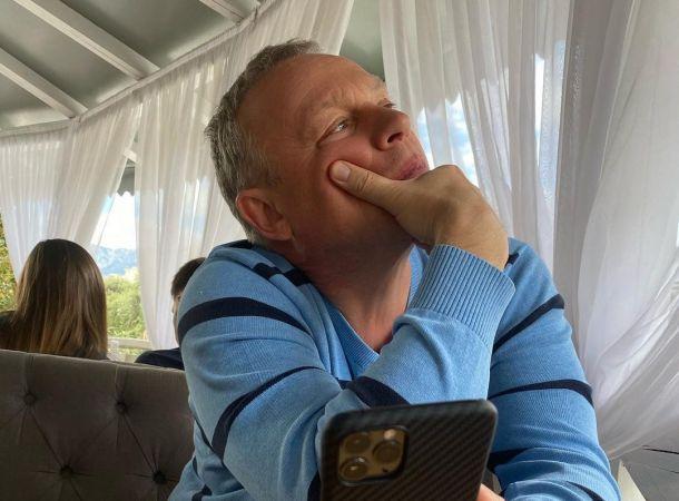 Сергей Жигунов развелся с супругой Верой Новиковой