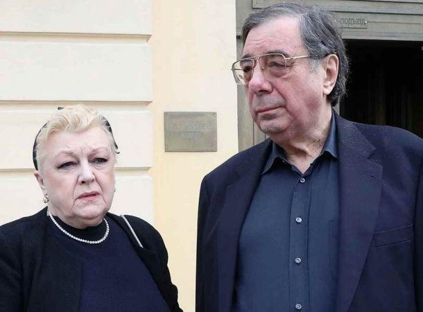 Наталья Дрожжина и Михаил Цивин задержаны по делу о мошенничестве с имуществом Алексея Баталова