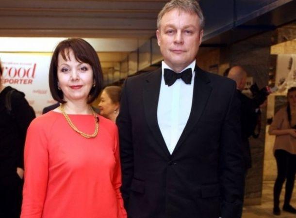 Вера Новикова рассказала, как Сергей Жигунов поставил ей синяк под глазом