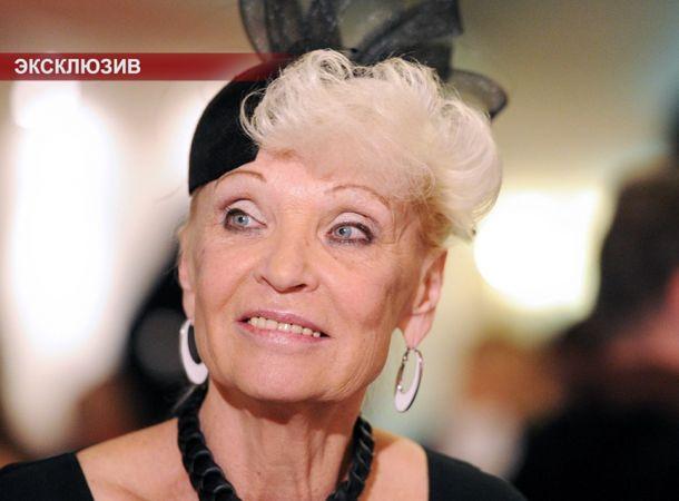 Светлана Светличная боится сына-алкоголика