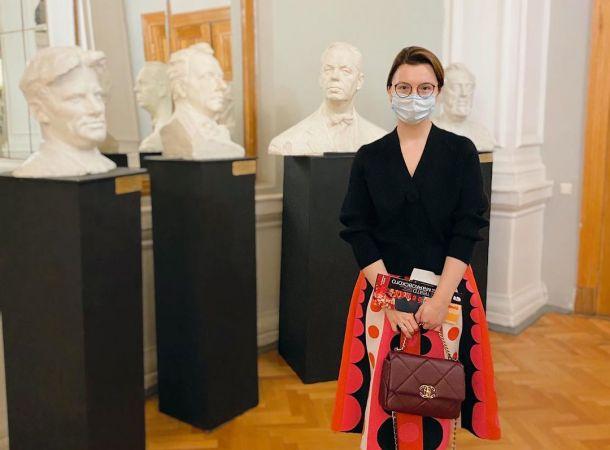 Татьяна Брухунова показала улыбающегося сына