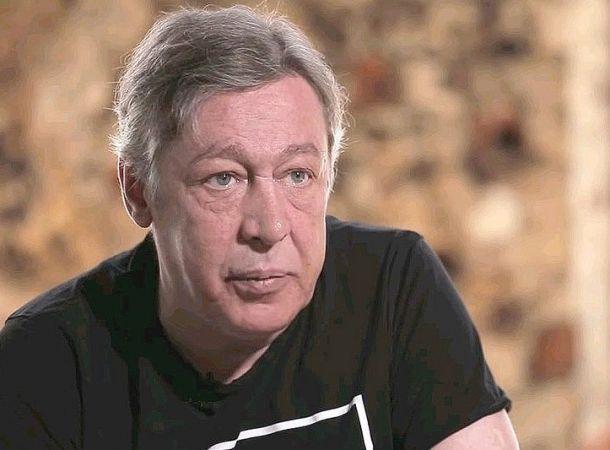Михаил Ефремов задумался о создании театра за решеткой